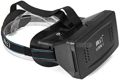 RITECH Virtual Reality 3D Glasses
