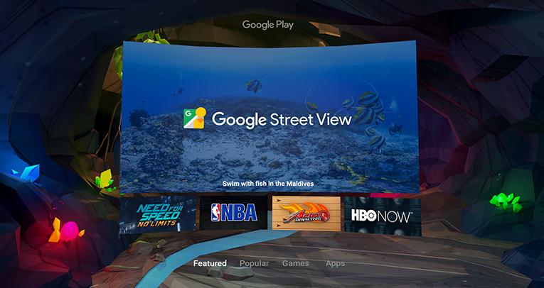 android daydream vr