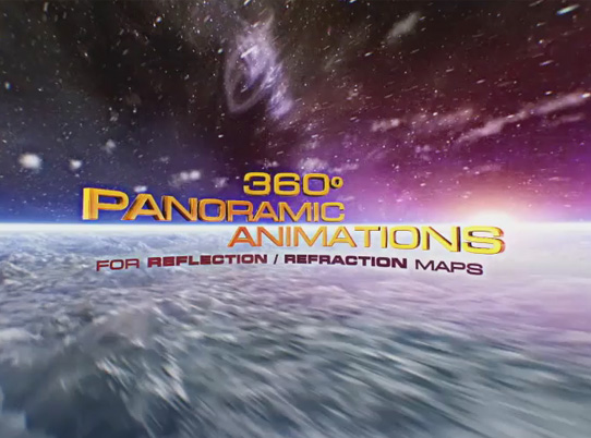 vr 360 panoramic animations