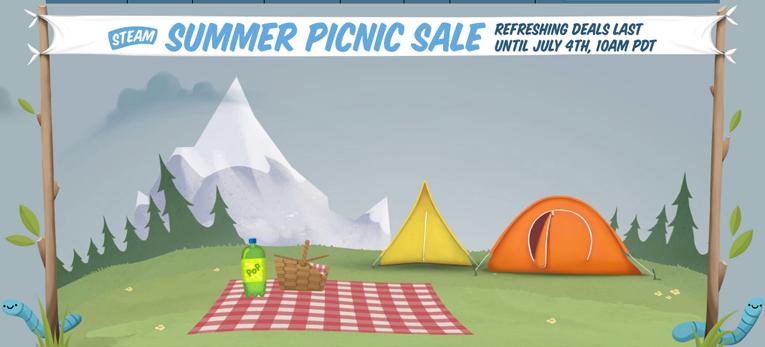 Steam VR Summer Sale