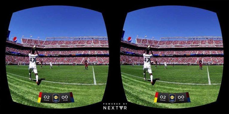 NextVr ICC VR Live Stream