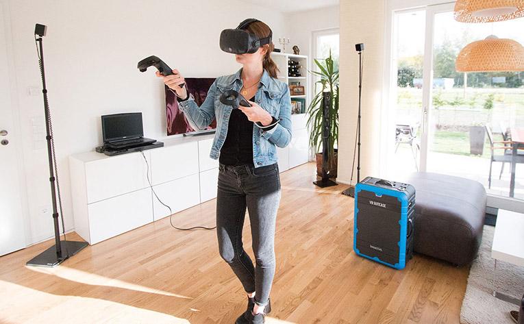 VR Suitcase