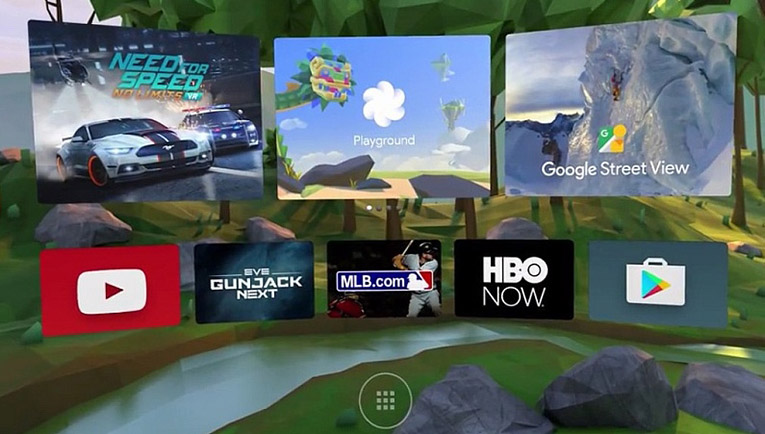 Daydream View apps