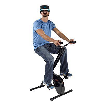 VirZOOM Virtual Reality Exercise Bike