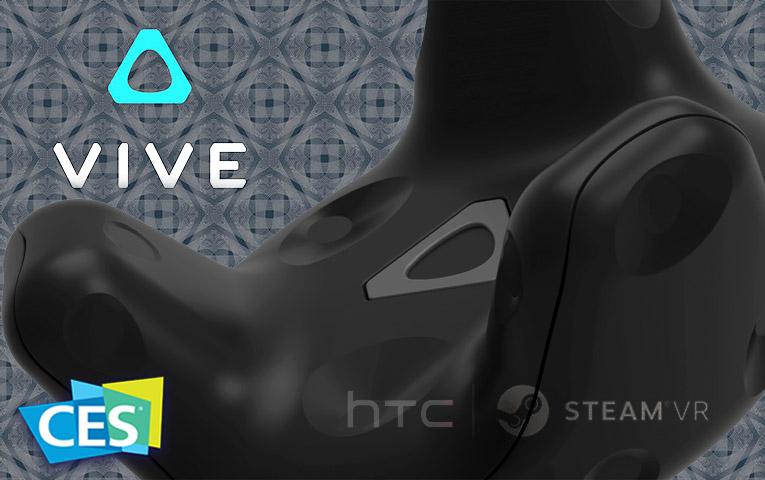 HTC Vive Tracker