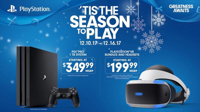 PlayStation VR deals