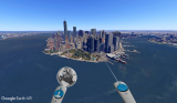 Visit Anywhere on the Planet using Google Earth VR App