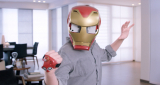 Hero Vision AR Iron Man Helmet – Who Wants to Be a Superhero