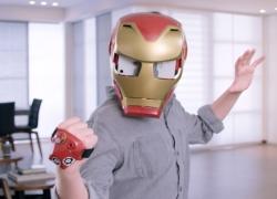 Hero Vision AR Iron Man Helmet – Who Wants to Be a Superhero