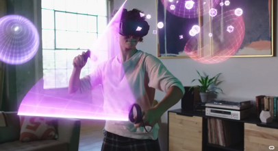 New VR Headset – Oculus Quest – coming soon