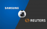 Samsung and Reuters to produce VR news content with Gear 360 camera