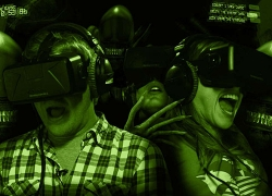 Alien: Isolation hacked for Oculus Rift