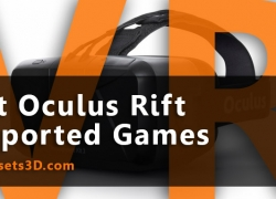 Best Oculus Rift supported games