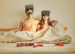 VR Lovemaking