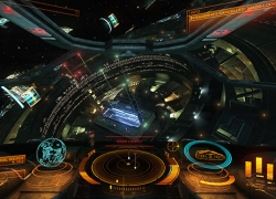 Elite Dangerous stunning on Oculus Rift DK2