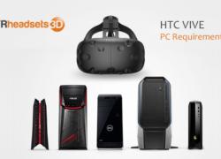 HTC Vive PC Requirements