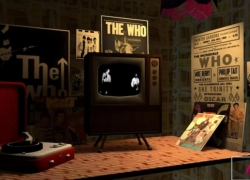 The Who opened for Virtual Reality
