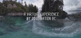 Virtual reality advertises travel destinations and hotels