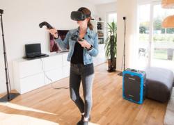 Portable HTC Vive – Innoactive VR Suitcase