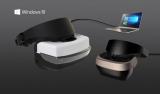 Microsoft announces Windows 10 VR headset